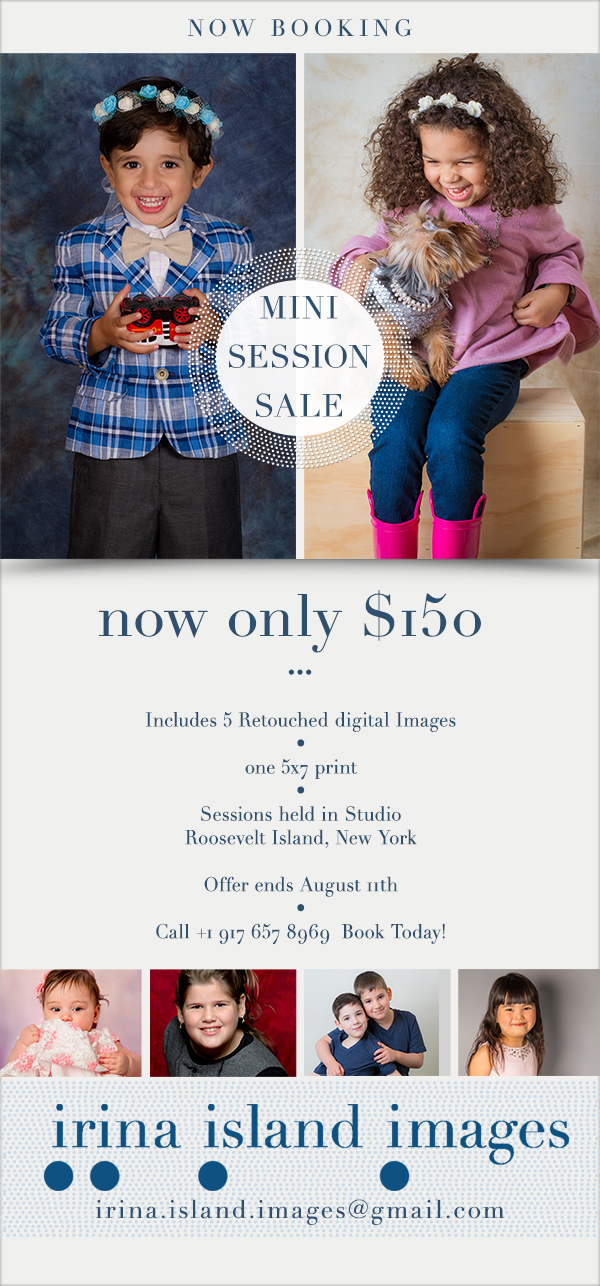 Summer Studio Special 2017 Promotion Announcement Email